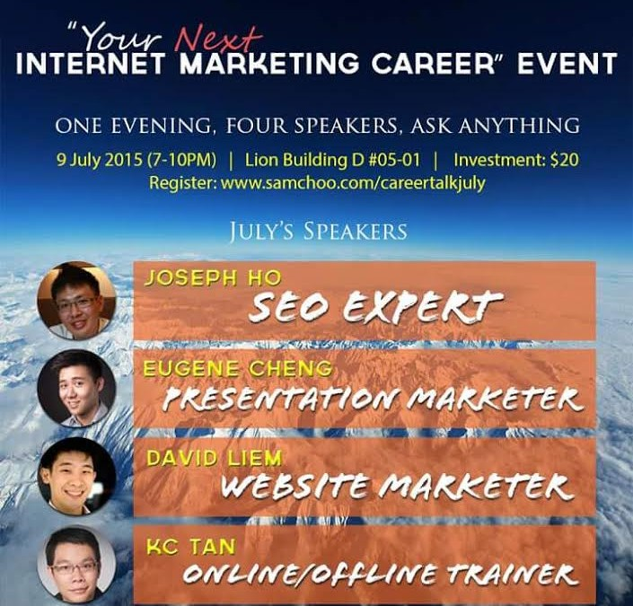 Your Next Internet Marketing Career