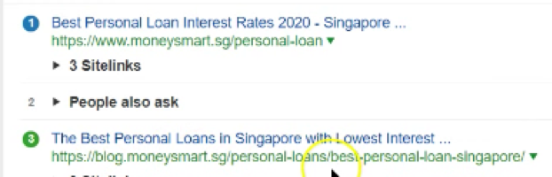 personal loan money smart