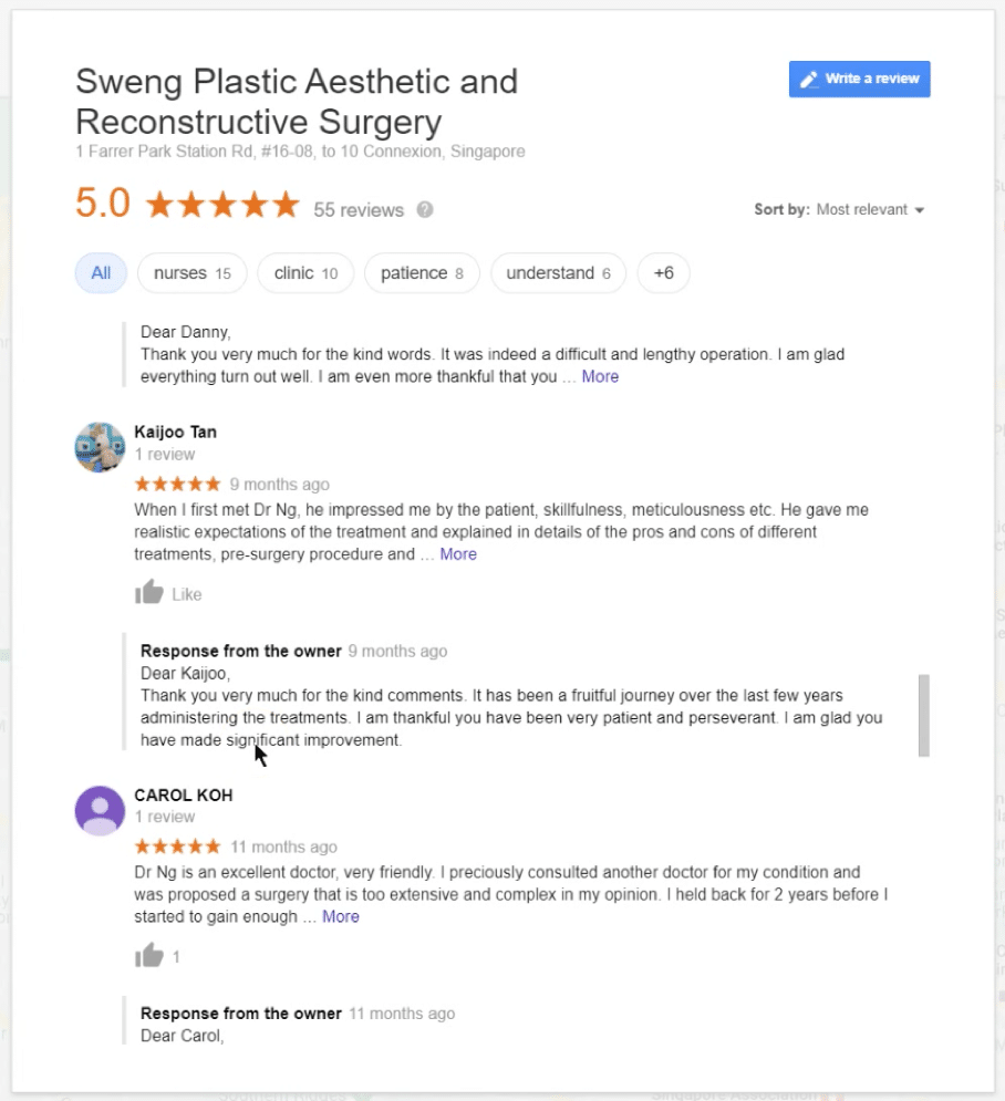 sweng plastic reviews